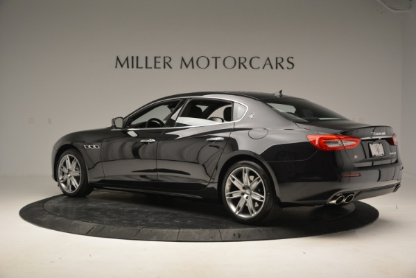 New 2017 Maserati Quattroporte S Q4 GranLusso for sale Sold at Maserati of Westport in Westport CT 06880 4