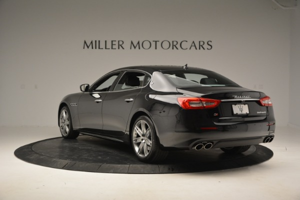 New 2017 Maserati Quattroporte S Q4 GranLusso for sale Sold at Maserati of Westport in Westport CT 06880 5