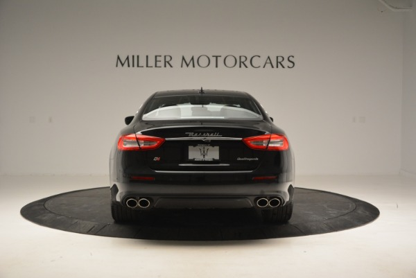 New 2017 Maserati Quattroporte S Q4 GranLusso for sale Sold at Maserati of Westport in Westport CT 06880 6