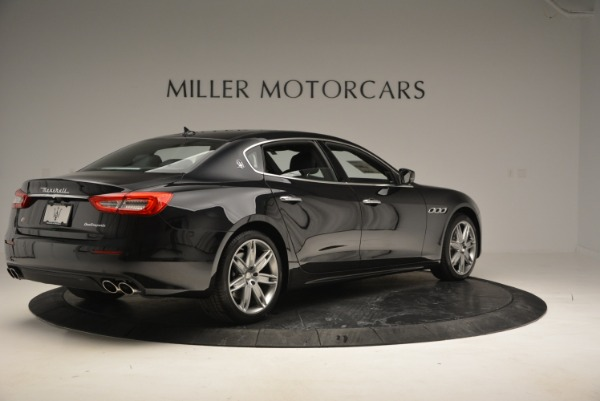 New 2017 Maserati Quattroporte S Q4 GranLusso for sale Sold at Maserati of Westport in Westport CT 06880 8