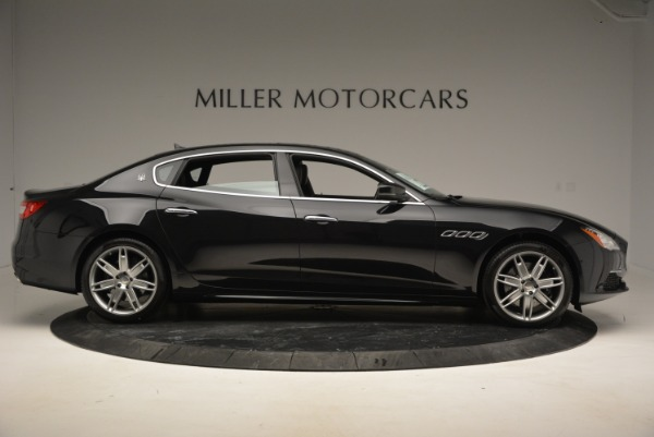 New 2017 Maserati Quattroporte S Q4 GranLusso for sale Sold at Maserati of Westport in Westport CT 06880 9