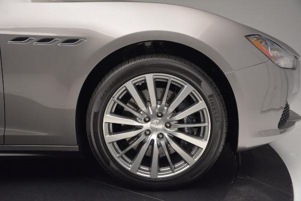 New 2017 Maserati Ghibli S Q4 for sale Sold at Maserati of Westport in Westport CT 06880 27