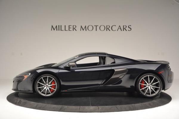 New 2016 McLaren 650S Spider for sale Sold at Maserati of Westport in Westport CT 06880 16
