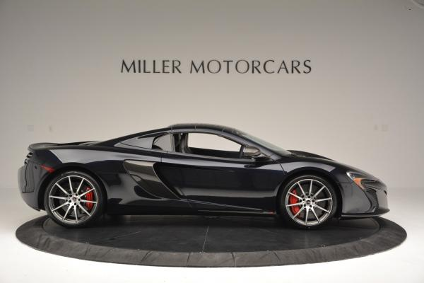 New 2016 McLaren 650S Spider for sale Sold at Maserati of Westport in Westport CT 06880 20