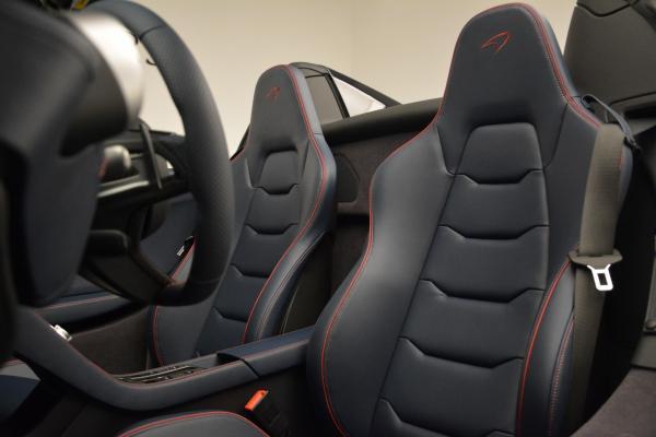 New 2016 McLaren 650S Spider for sale Sold at Maserati of Westport in Westport CT 06880 24