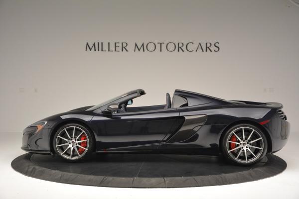 New 2016 McLaren 650S Spider for sale Sold at Maserati of Westport in Westport CT 06880 3