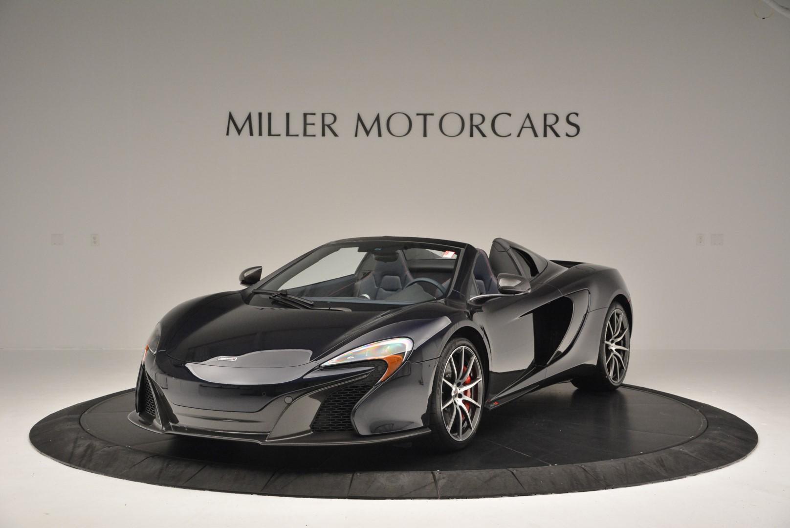 New 2016 McLaren 650S Spider for sale Sold at Maserati of Westport in Westport CT 06880 1