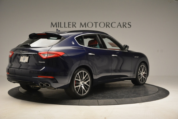 New 2017 Maserati Levante S for sale Sold at Maserati of Westport in Westport CT 06880 8