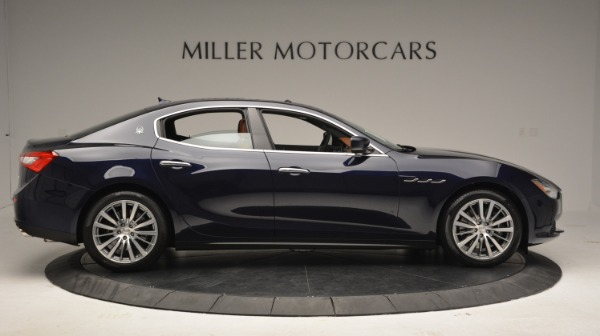 New 2017 Maserati Ghibli S Q4 for sale Sold at Maserati of Westport in Westport CT 06880 9