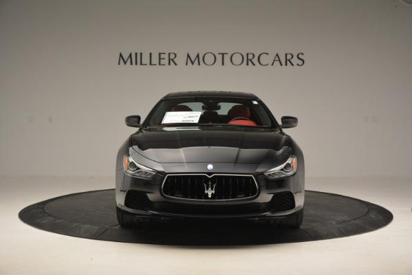 New 2017 Maserati Ghibli S Q4 for sale Sold at Maserati of Westport in Westport CT 06880 12