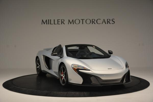 New 2016 McLaren 650S Spider for sale Sold at Maserati of Westport in Westport CT 06880 11