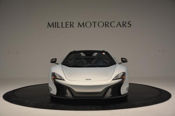 New 2016 McLaren 650S Spider for sale Sold at Maserati of Westport in Westport CT 06880 12