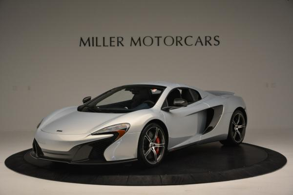 New 2016 McLaren 650S Spider for sale Sold at Maserati of Westport in Westport CT 06880 13