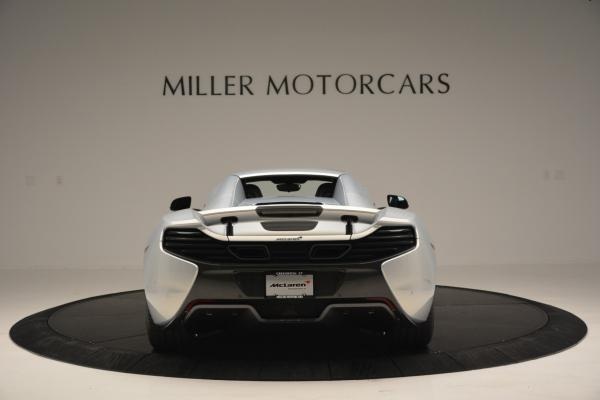 New 2016 McLaren 650S Spider for sale Sold at Maserati of Westport in Westport CT 06880 16