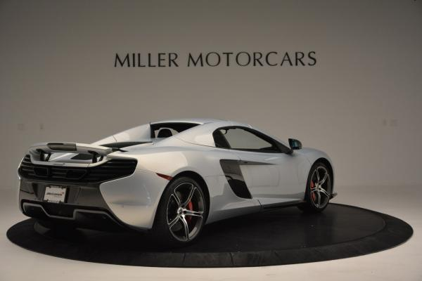 New 2016 McLaren 650S Spider for sale Sold at Maserati of Westport in Westport CT 06880 17