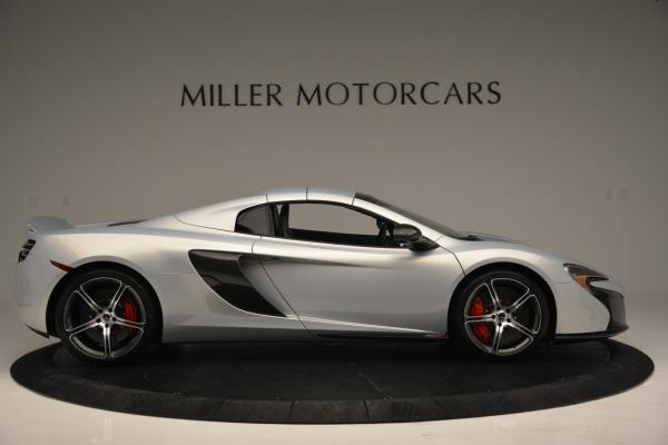New 2016 McLaren 650S Spider for sale Sold at Maserati of Westport in Westport CT 06880 18