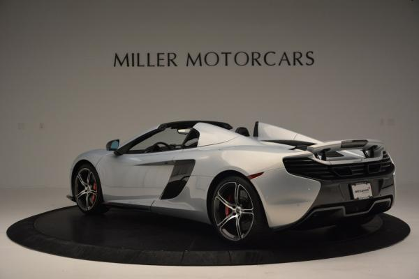 New 2016 McLaren 650S Spider for sale Sold at Maserati of Westport in Westport CT 06880 4