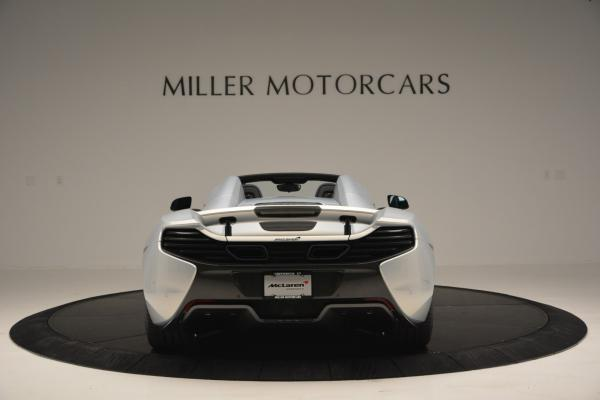 New 2016 McLaren 650S Spider for sale Sold at Maserati of Westport in Westport CT 06880 6