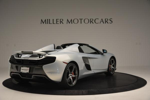 New 2016 McLaren 650S Spider for sale Sold at Maserati of Westport in Westport CT 06880 7
