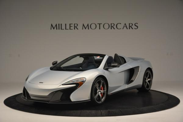 New 2016 McLaren 650S Spider for sale Sold at Maserati of Westport in Westport CT 06880 1
