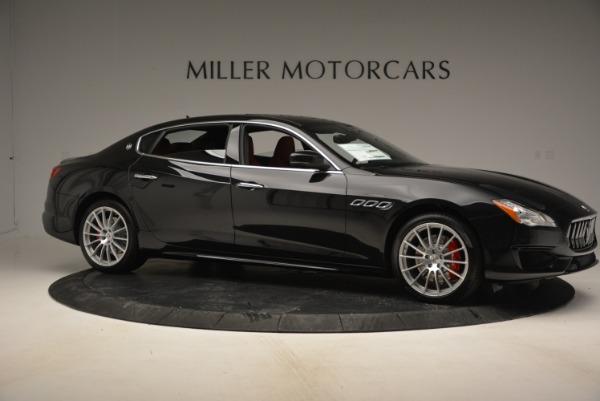 New 2017 Maserati Quattroporte S Q4 GranSport for sale Sold at Maserati of Westport in Westport CT 06880 10
