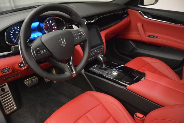 New 2017 Maserati Quattroporte S Q4 GranSport for sale Sold at Maserati of Westport in Westport CT 06880 13