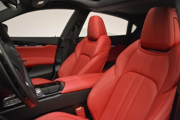 New 2017 Maserati Quattroporte S Q4 GranSport for sale Sold at Maserati of Westport in Westport CT 06880 14