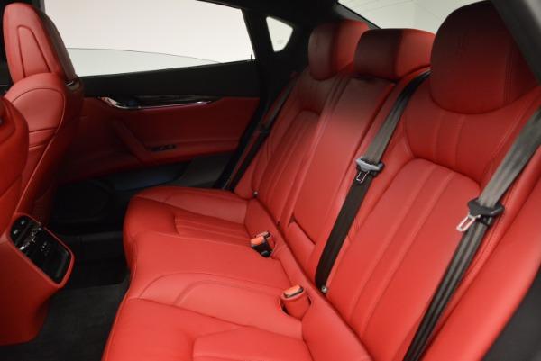 New 2017 Maserati Quattroporte S Q4 GranSport for sale Sold at Maserati of Westport in Westport CT 06880 17