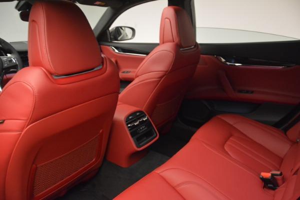 New 2017 Maserati Quattroporte S Q4 GranSport for sale Sold at Maserati of Westport in Westport CT 06880 18