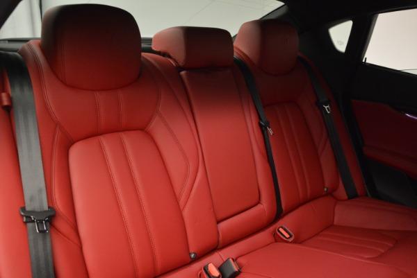 New 2017 Maserati Quattroporte S Q4 GranSport for sale Sold at Maserati of Westport in Westport CT 06880 22