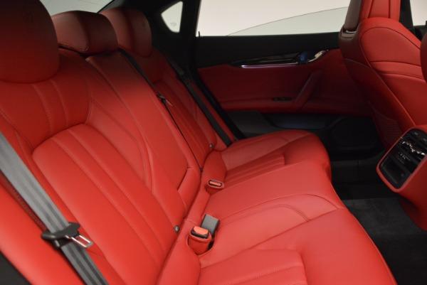 New 2017 Maserati Quattroporte S Q4 GranSport for sale Sold at Maserati of Westport in Westport CT 06880 23