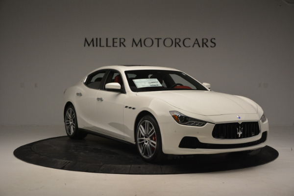 Used 2017 Maserati Ghibli S Q4 for sale $51,900 at Maserati of Westport in Westport CT 06880 11