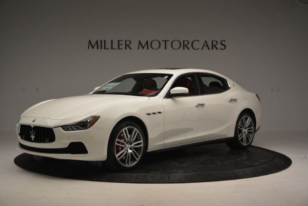 Used 2017 Maserati Ghibli S Q4 for sale $51,900 at Maserati of Westport in Westport CT 06880 2