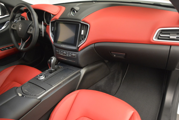 Used 2017 Maserati Ghibli S Q4 for sale $51,900 at Maserati of Westport in Westport CT 06880 20