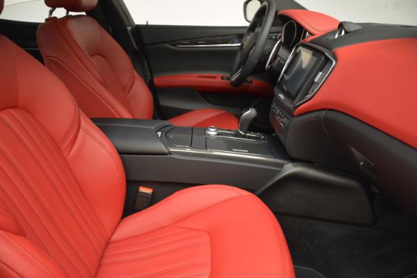 New 2017 Maserati Ghibli S Q4 for sale Sold at Maserati of Westport in Westport CT 06880 21