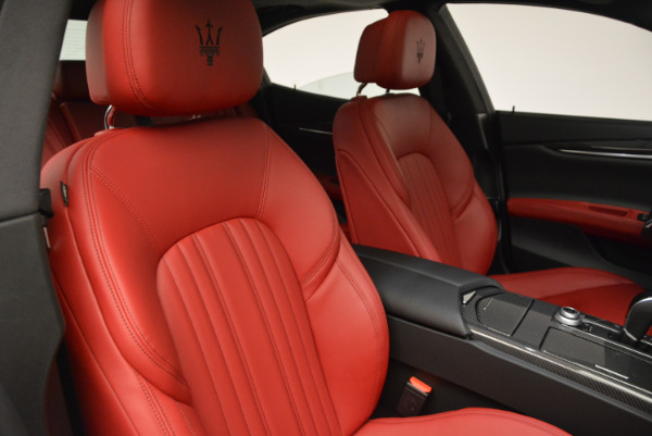 Used 2017 Maserati Ghibli S Q4 for sale $51,900 at Maserati of Westport in Westport CT 06880 22