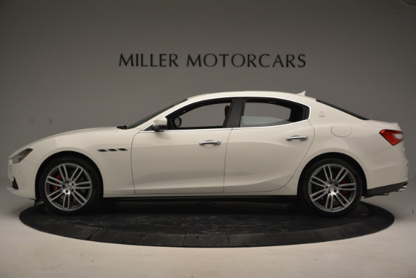 Used 2017 Maserati Ghibli S Q4 for sale $51,900 at Maserati of Westport in Westport CT 06880 3