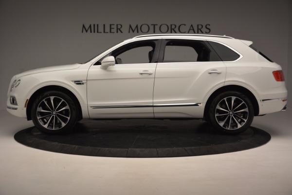 New 2017 Bentley Bentayga for sale Sold at Maserati of Westport in Westport CT 06880 3