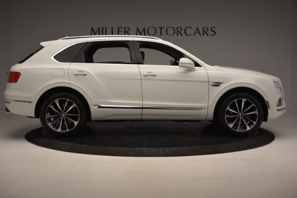 New 2017 Bentley Bentayga for sale Sold at Maserati of Westport in Westport CT 06880 9