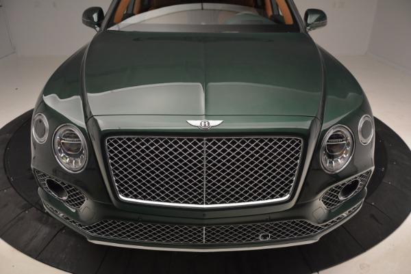 Used 2017 Bentley Bentayga W12 for sale Sold at Maserati of Westport in Westport CT 06880 13