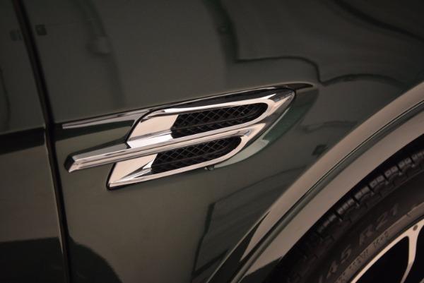 New 2017 Bentley Bentayga for sale Sold at Maserati of Westport in Westport CT 06880 19