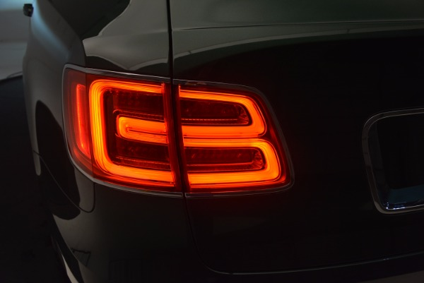 Used 2017 Bentley Bentayga W12 for sale Sold at Maserati of Westport in Westport CT 06880 22