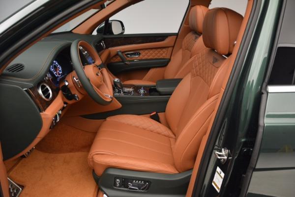 Used 2017 Bentley Bentayga W12 for sale Sold at Maserati of Westport in Westport CT 06880 25