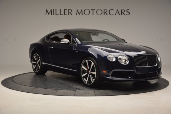 Used 2015 Bentley Continental GT V8 S for sale Sold at Maserati of Westport in Westport CT 06880 11