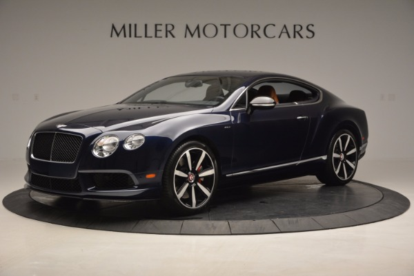 Used 2015 Bentley Continental GT V8 S for sale Sold at Maserati of Westport in Westport CT 06880 2