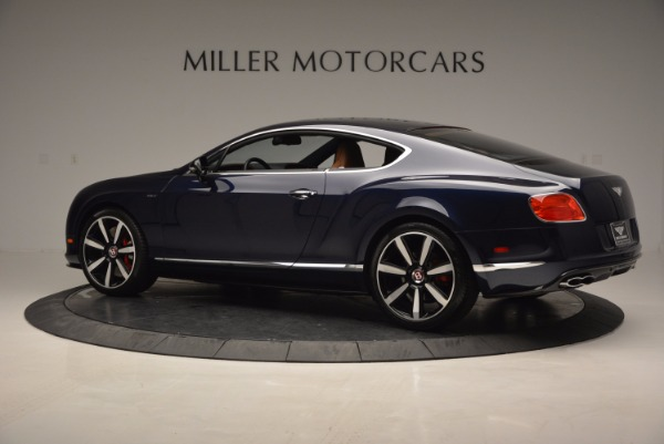 Used 2015 Bentley Continental GT V8 S for sale Sold at Maserati of Westport in Westport CT 06880 4