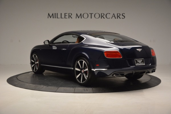 Used 2015 Bentley Continental GT V8 S for sale Sold at Maserati of Westport in Westport CT 06880 5