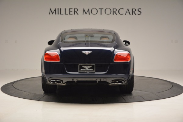 Used 2015 Bentley Continental GT V8 S for sale Sold at Maserati of Westport in Westport CT 06880 6