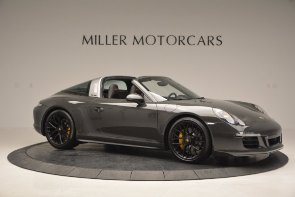 Used 2016 Porsche 911 Targa 4 GTS for sale Sold at Maserati of Westport in Westport CT 06880 10