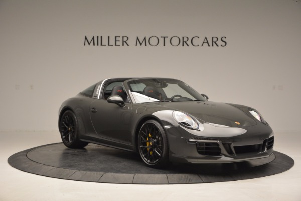 Used 2016 Porsche 911 Targa 4 GTS for sale Sold at Maserati of Westport in Westport CT 06880 11